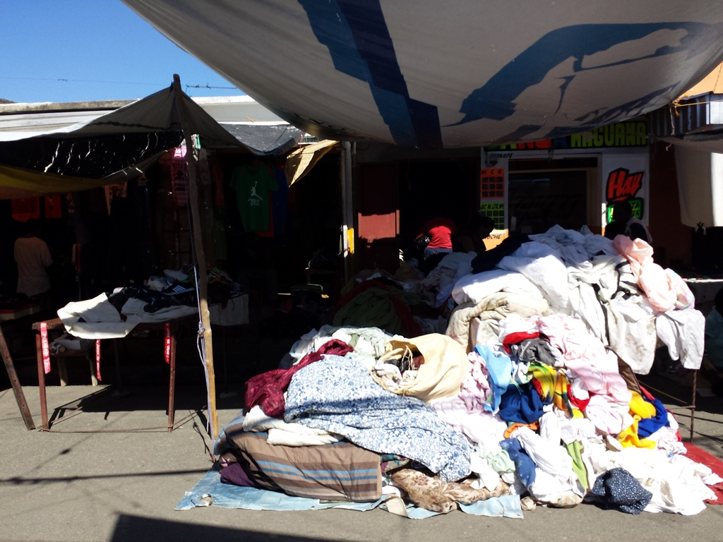 [도미니카공화국] Mercado Público - 국내휴..