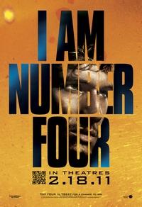 아이 엠 넘버 포 I Am Number Four (2011)