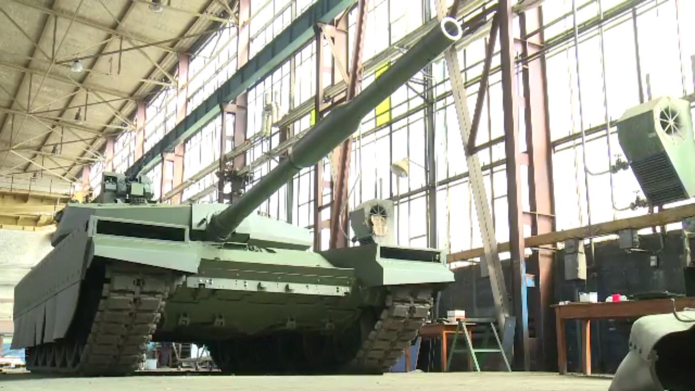 폴란드(우주못감)의 PT-91의 새 개량형?