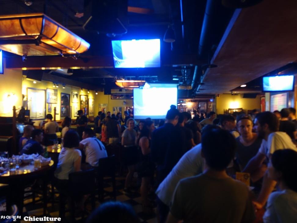 대만사람들이 바라보는 중국축구