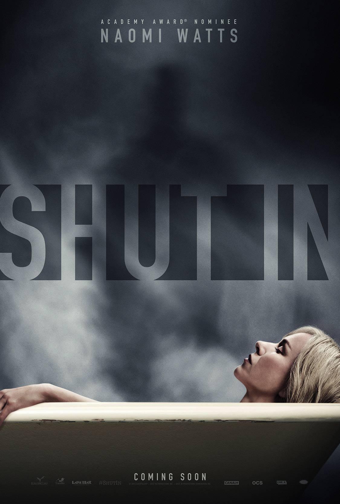 """""""Shut In"""" 이라는 작품입니다."""