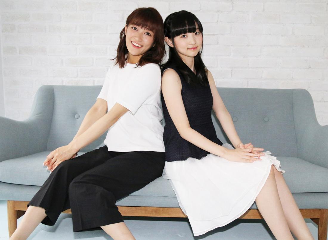 성우 아카네야 히미카 & 다나카 미나미의 사진, ..
