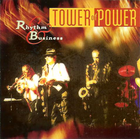 TOWER OF POWER - 12. IT REALLY DOESN'T ..
