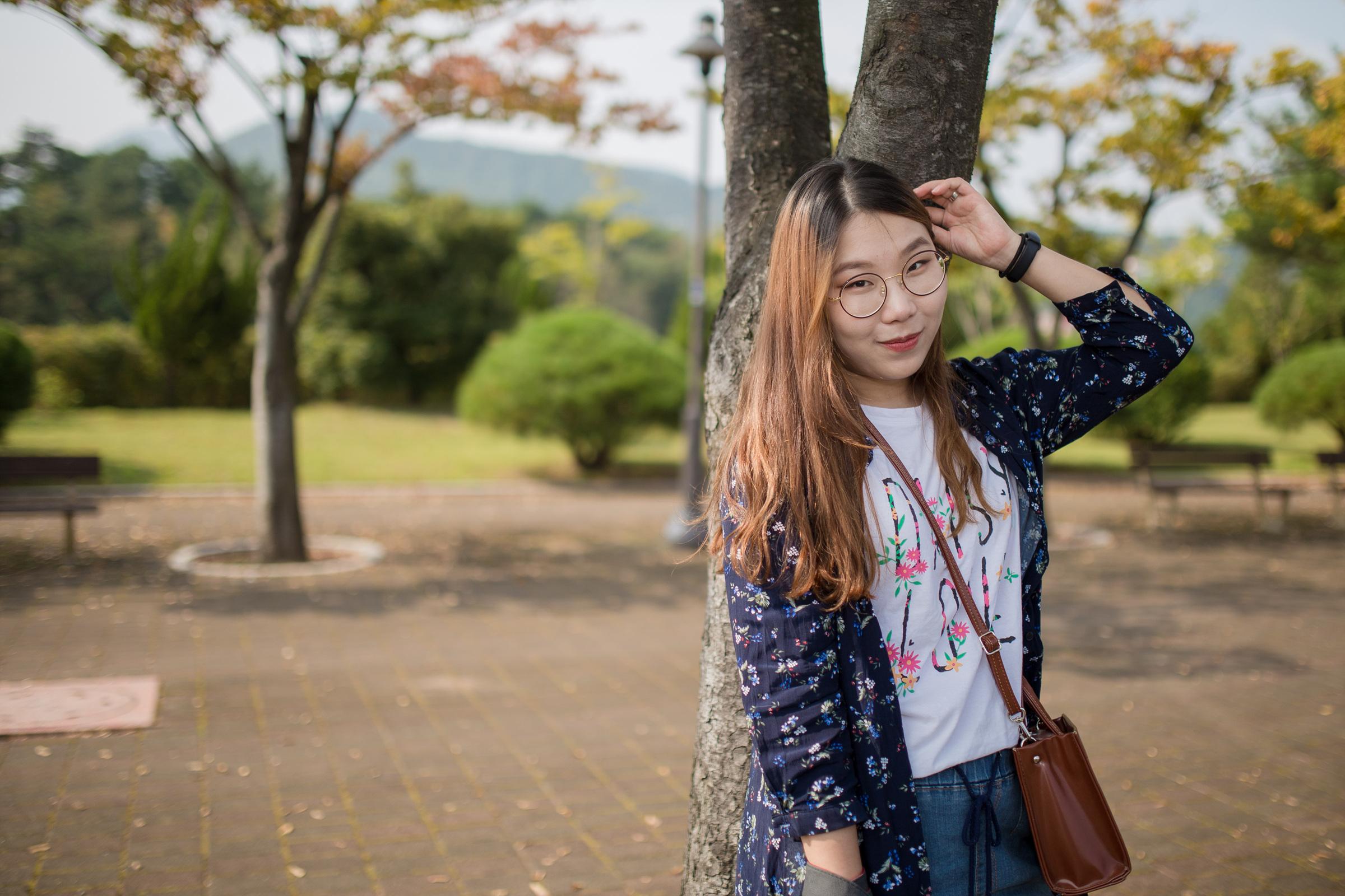 울산 마로니에공원 ~ 달동 면사무소