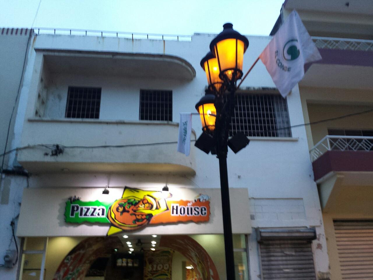 [도미니카공화국] Zona Colonial 야간에 둘..