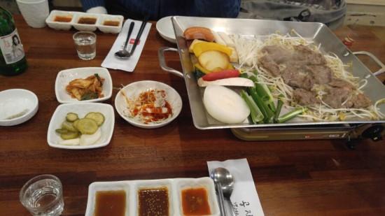 [영등포] 의외의 맛집 공작가 철판 구이집