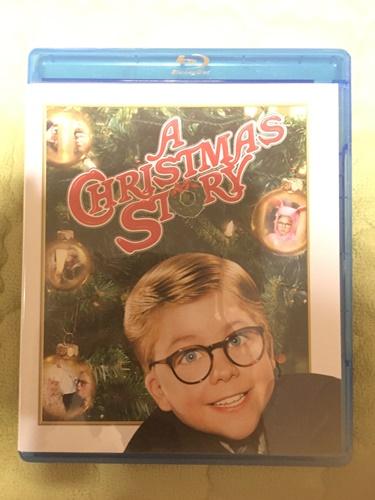 """미국에서 사온것들 3, """"크리스마스 스토리"""" 블루레이.."""