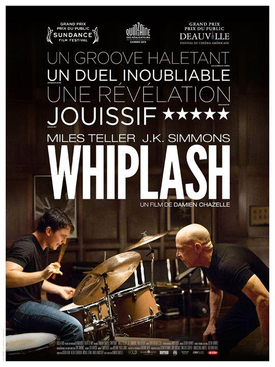 위플래쉬(2014) - 젊은 영혼들이 보기에 좋을 영화