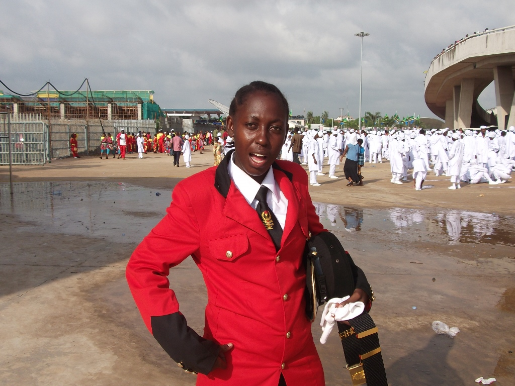 [탄자니아] 독립기념일 행사 1탄