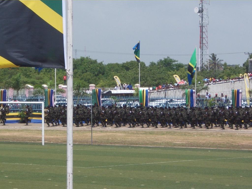 [탄자니아] 독립기념일 행사 2탄