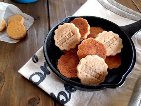 오븐없이 쿠키만들기 콩가루를 이용한 건강식쿠키