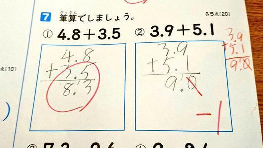 '3.9+5.1=9.0'은 틀렸다?