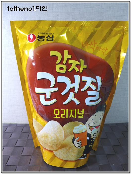 감자 군것질 오리지널 [농심]