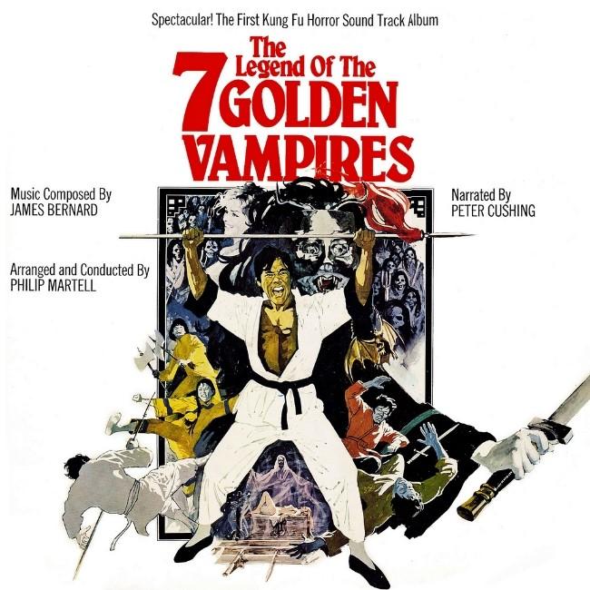칠금시 / The Legend Of The 7 Golden Vampire..