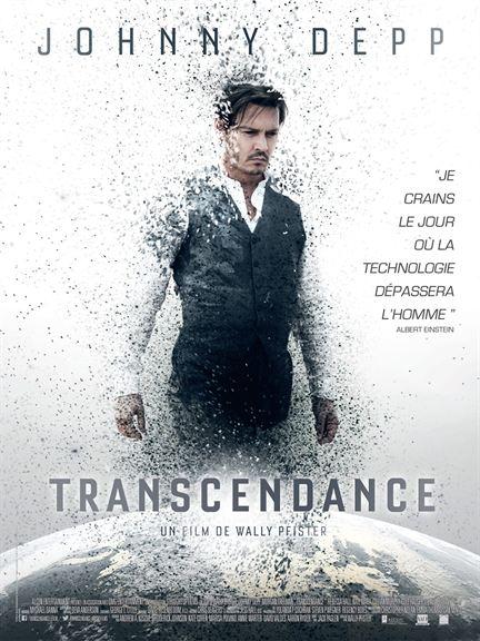 트랜센던스 (2014) - 많은 질문을 던지는 영화