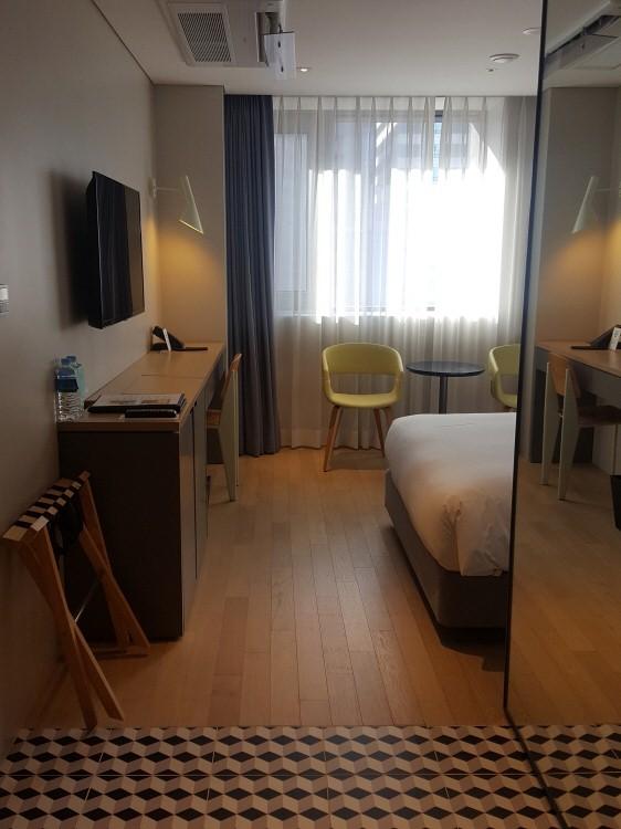 호텔 페이토 삼성 어반더블룸 HOTEL PEYTO SAMS..