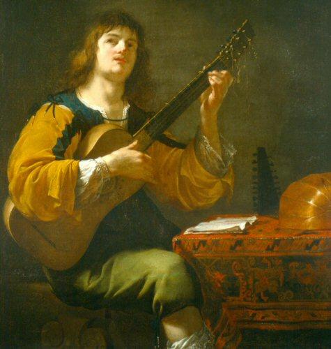 16분에 정리한 16세기에서 20세기까지 클래식 기타 100곡