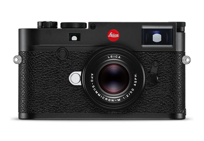 Leica에서 디지털 레인지 파인더 카메라를 내놨..