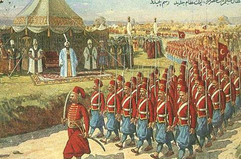 오스만 군사사 (完) 후퇴와 개혁, 1699년 ~ 1826년