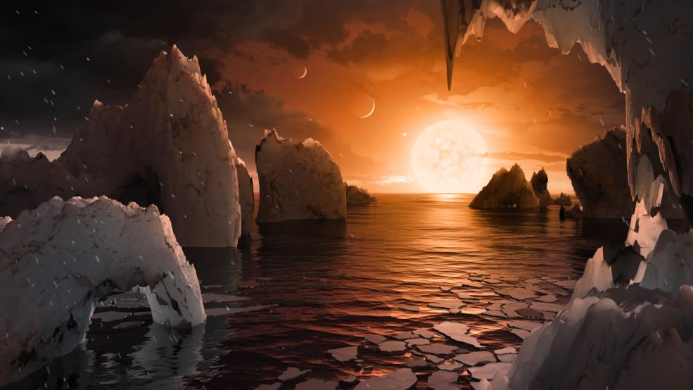 생명체 존재 가능한 행성 7개 발견