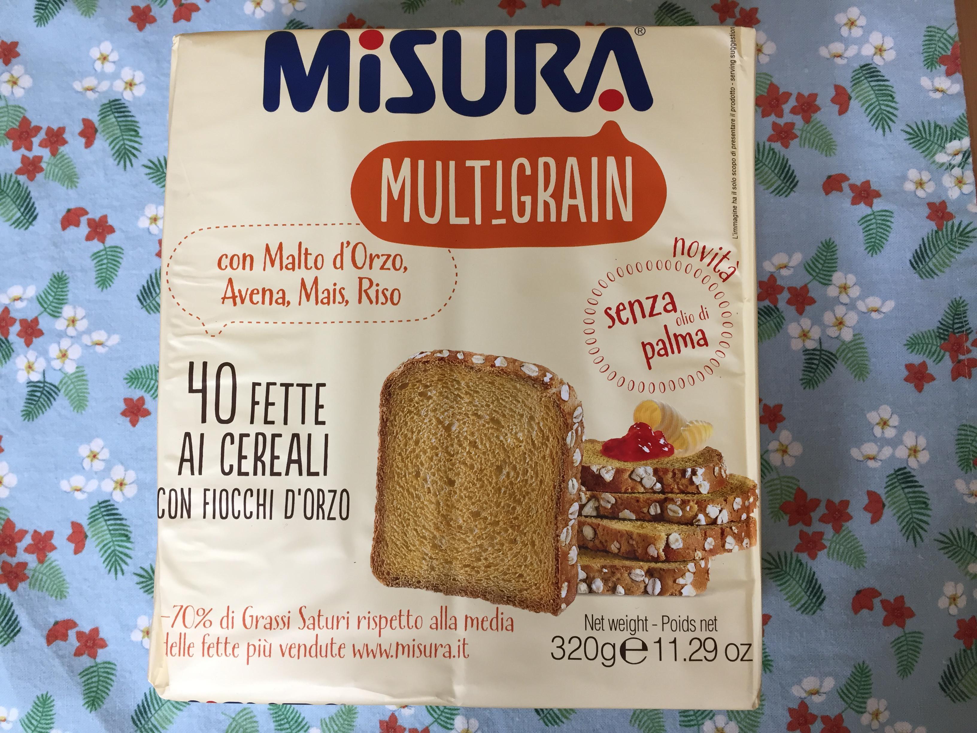 [MiSURA]멀티그레인 오곡 토스트