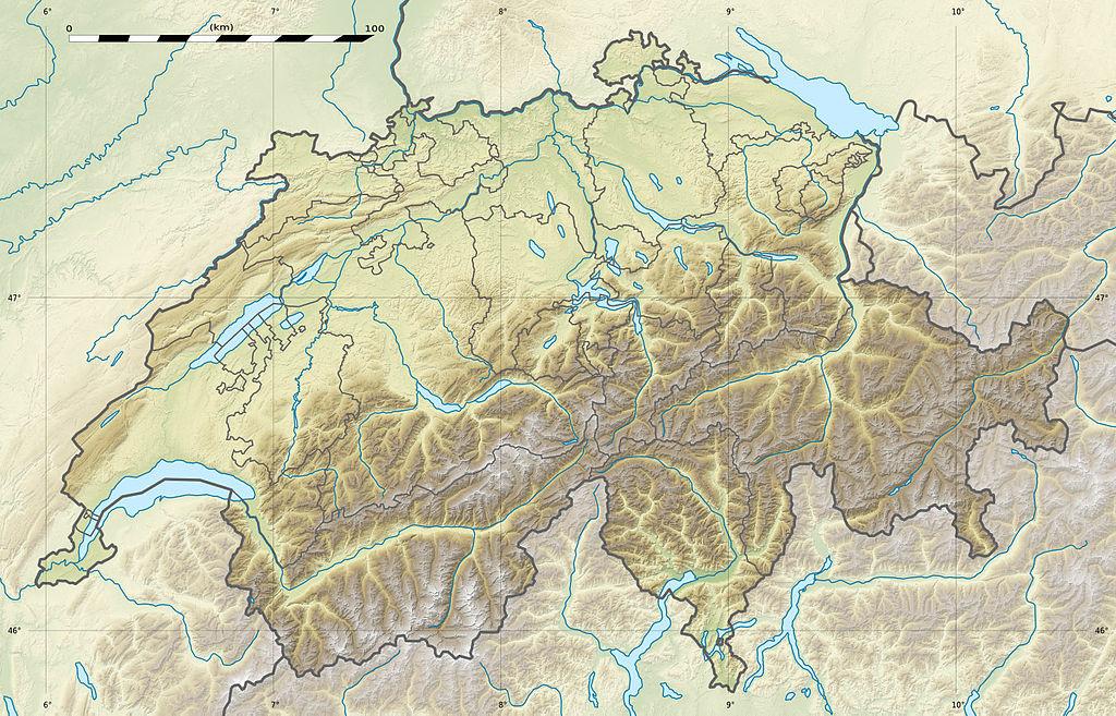 스위스 과거 생활을 추측해 봅시다.