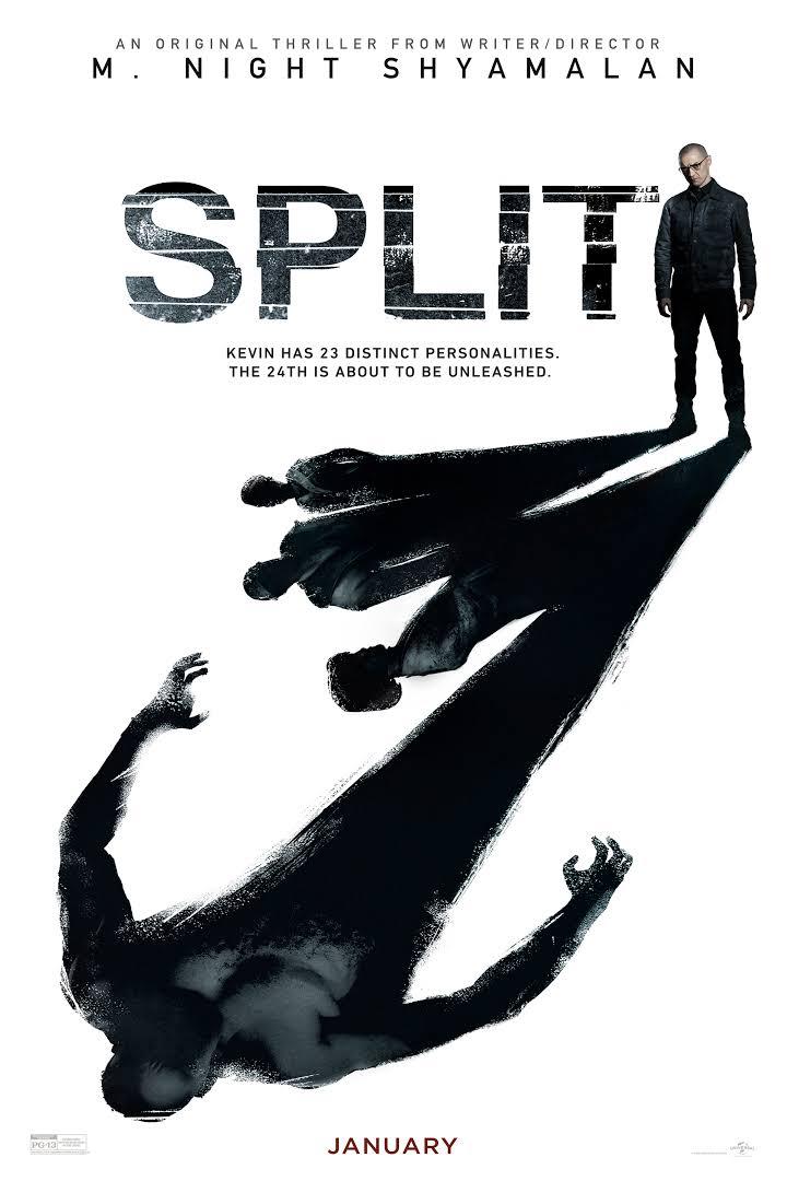 23 아이덴티티(Split, 2016)