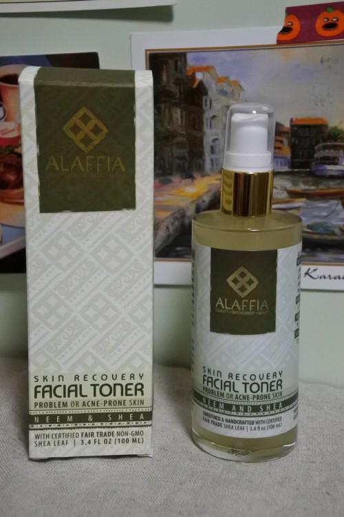 아이허브 스킨(토너) 알라피아 토너 Alaffia, Skin..