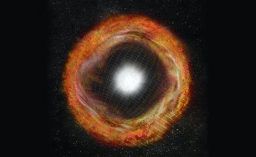 초신성 폭발 3시간 만에 관측