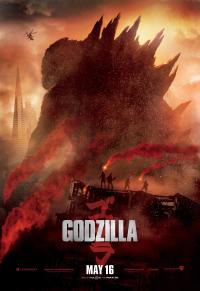 고질라 Godzilla (2014)