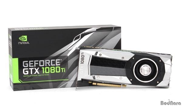 엔비디아 지포스(NVIDIA GeForce) GTX 1080 Ti..