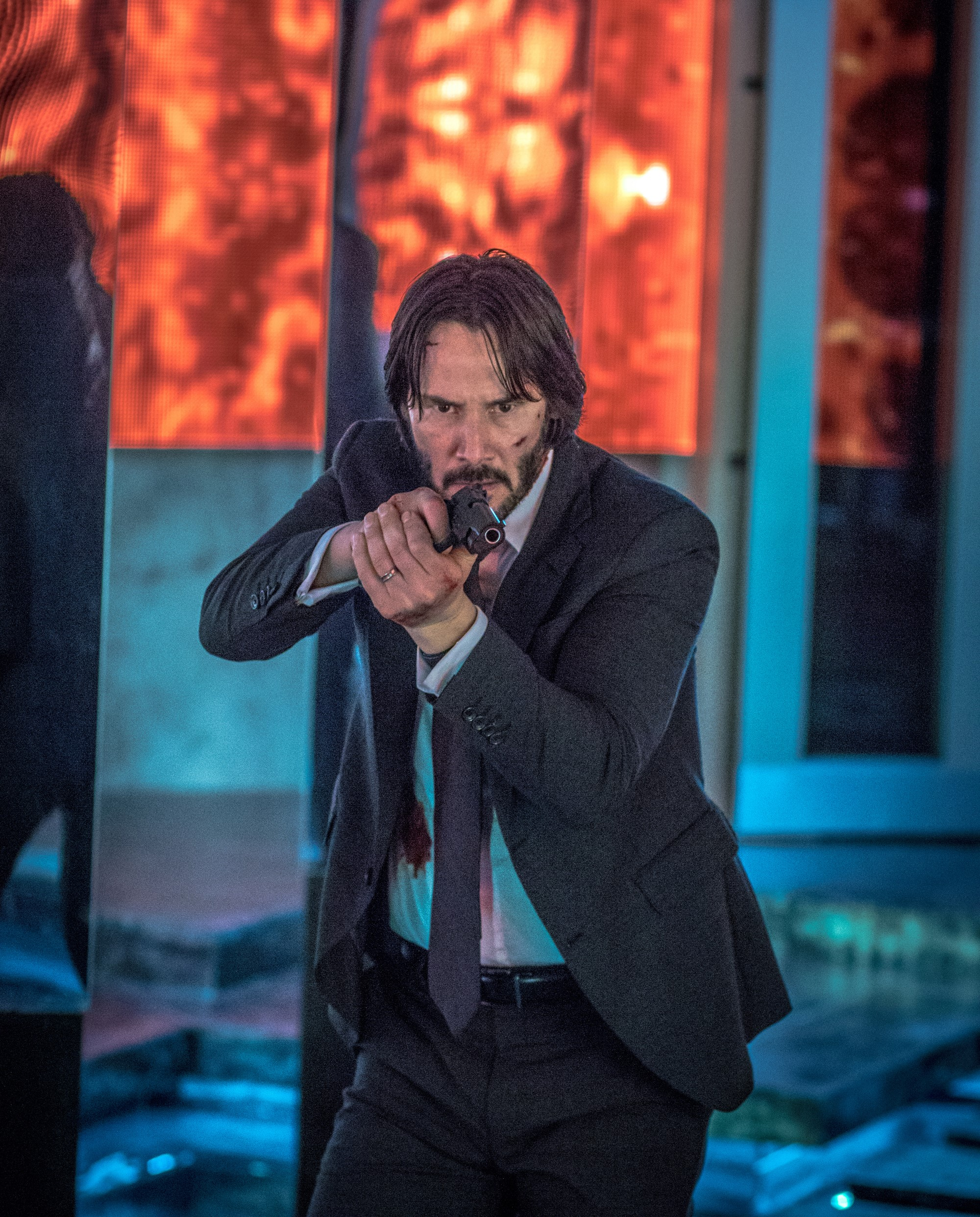 John Wick Chapter Two - 이번에는 집을 위해서~!!