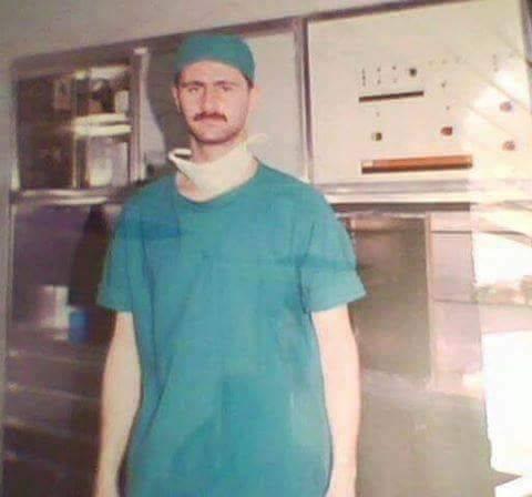 의사양반, 다마스쿠스 병원, 1988