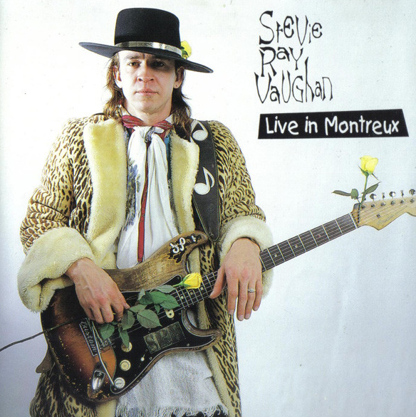 Stevie Ray Vaughan  ‎(Live In Montreux..