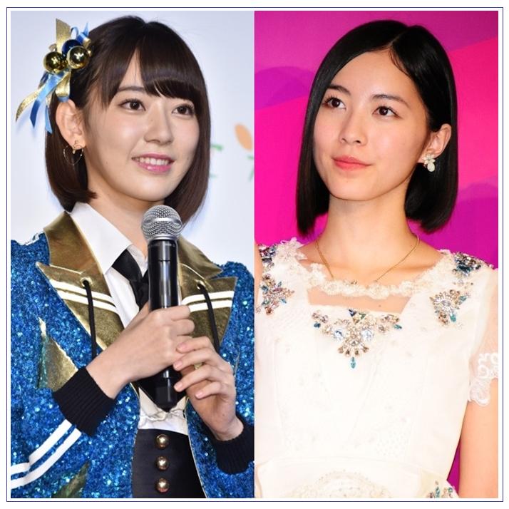 마츠이 쥬리나&미야와키 사쿠라가 W 센터! AKB48 '48th..