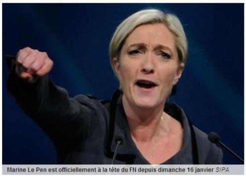 [프랑스]마린 르펜의 지지자들은 누구인가?
