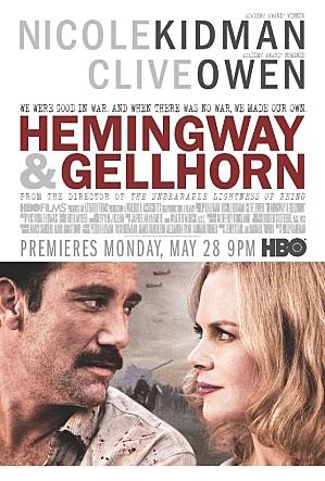 2012)헤밍웨이 & 겔혼,Hemingway & Gellhorn
