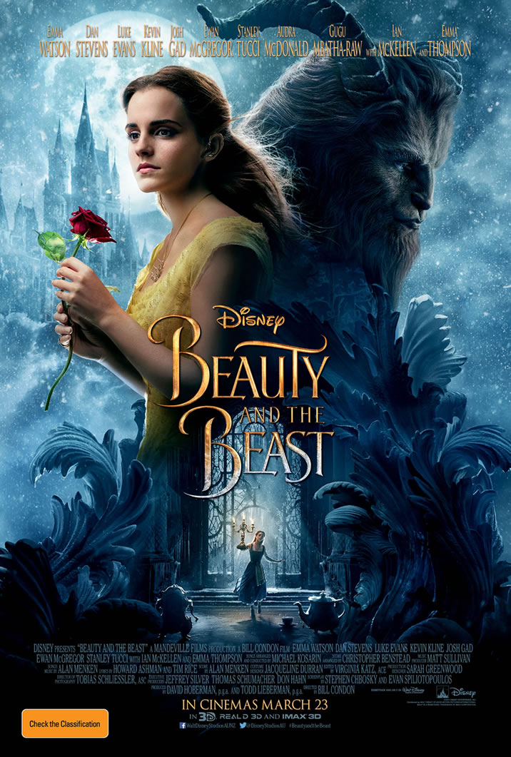 미녀와 야수(Beauty and the Beast, 2017)