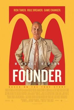 파운더 - 맥도날드의 창립자 아닌 창립자, 레이 크록