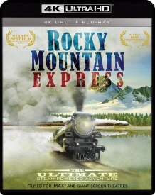 아이맥스: Rocky Mountain Express UHD-BD 소개