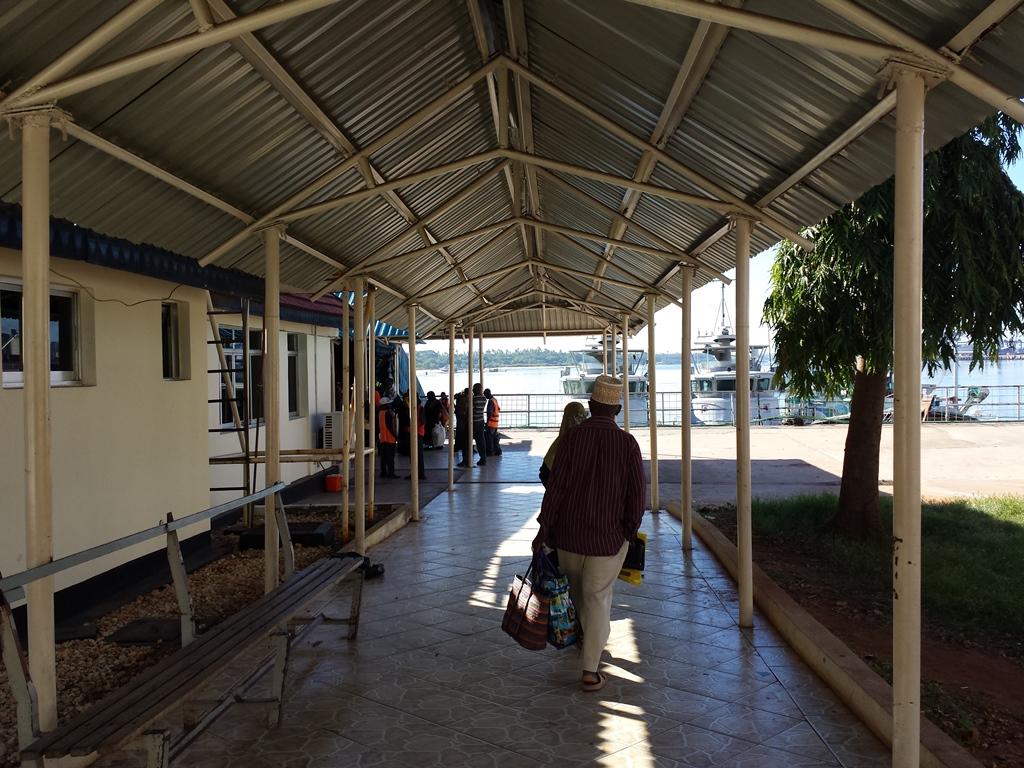 [탄자니아] Azam Ferry