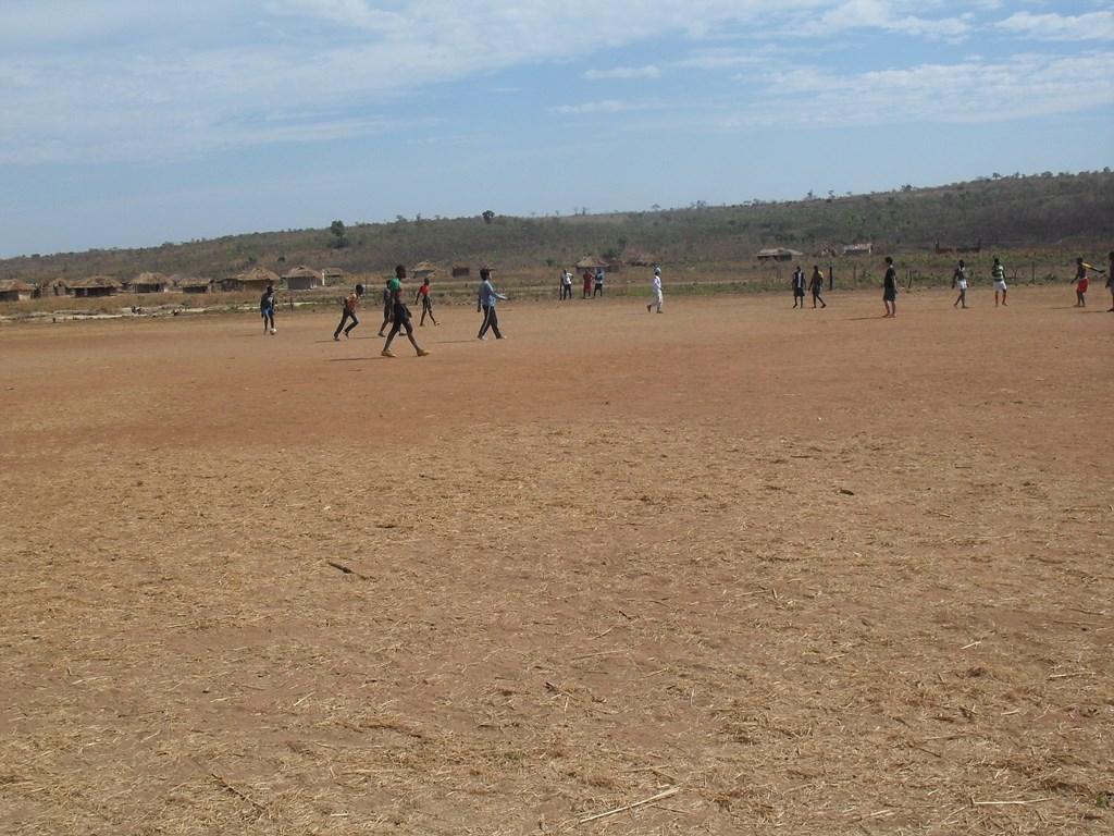 [모잠비크] 현지인과 함께 하는 축구 경기