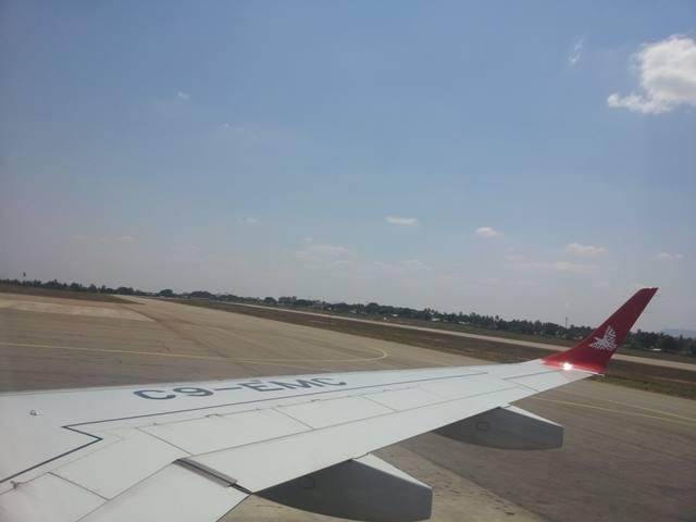 [모잠비크] 탄자니아로 가는 길