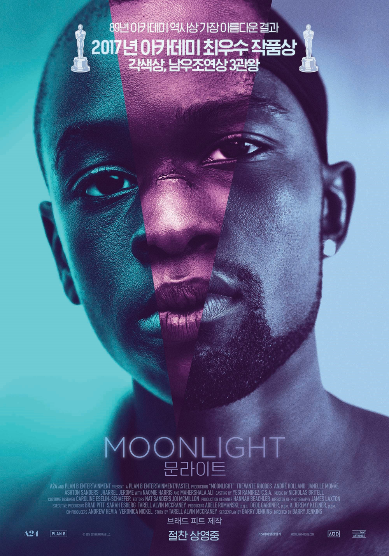 문라이트 Moonlight, 2016