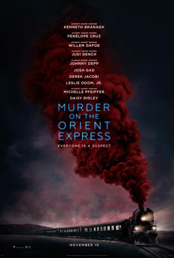 """Murder on the Orient Express"" 예고편입니다."