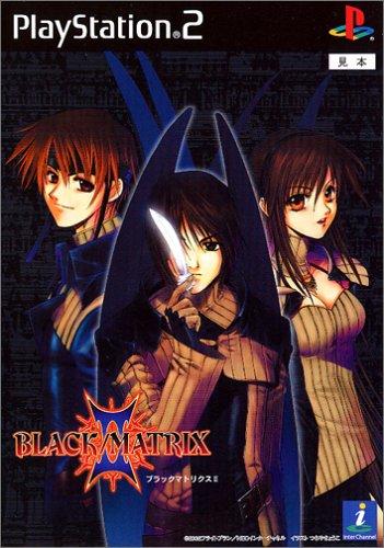 [PS2]《블랙 매트릭스 2》플레이 소감