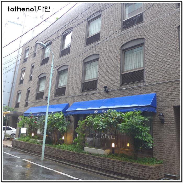 [17년 5월 도쿄]칸다 근처의 평범한 비지니스 호텔,..