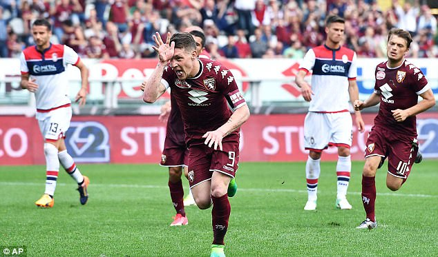 2016-17 Serie A 32R Torino 1-1 Crotone 감상