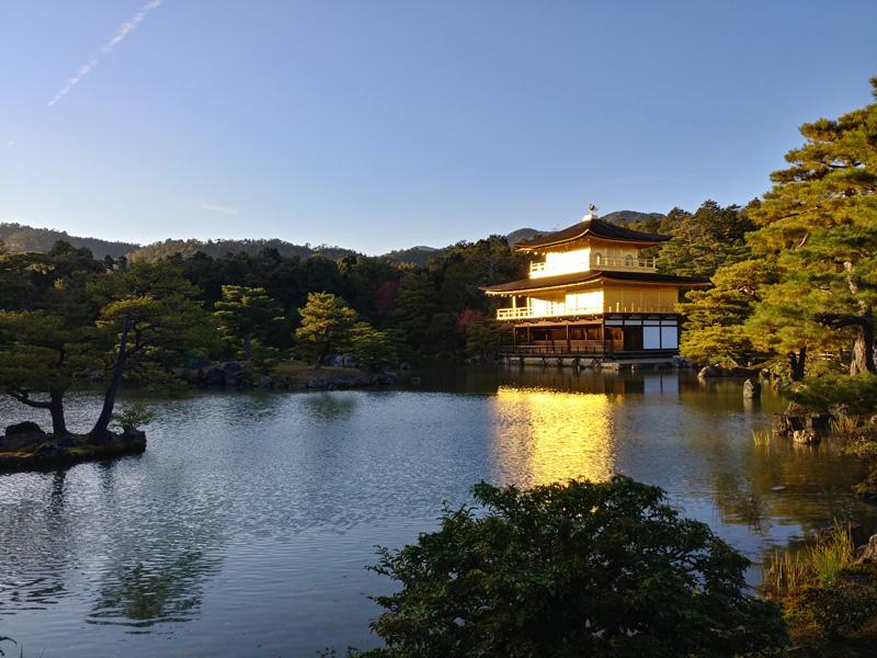 일본 간사이 #8 킨카쿠지(금각사)와 실패한 난젠..