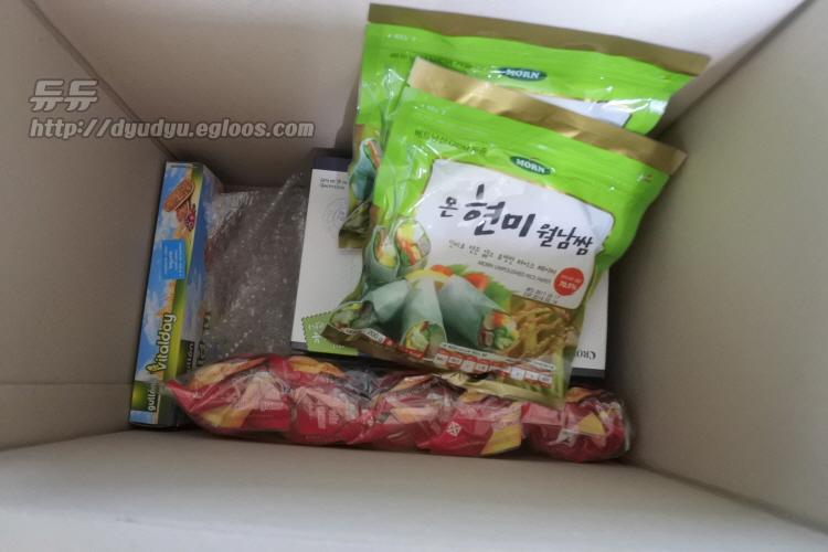 쿠팡 로켓배송 식료품지름 (구욘 요거트샌드, ..